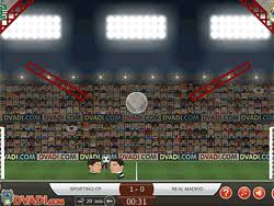 Football Heads: 2014-15 Champions League Game - Play online at ...