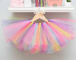 <b>Rainbow unicorn tutu</b> | Etsy