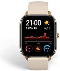 <b>Amazfit GTS</b> Smartwatch with 14-Day Battery Life, <b>1.65 Inch</b> ...