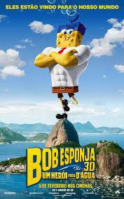 Bob Esponja - Um Herói Fora d'Água