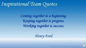 Inspirational Team Quotes - YouTube