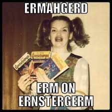 ERMAHGERD on Pinterest | Meme, Baby Hippopotamus and White Elephant via Relatably.com