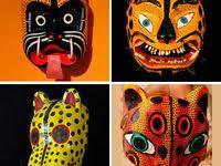 100+ Mascaras ideas | <b>mexican mask</b>, mask, masks art
