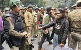 I wanted <b>police</b> to know students aren't violent, says girl of <b>rose</b> fame ...