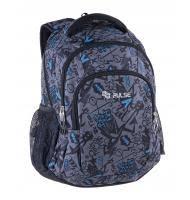 Рюкзак <b>Pulse</b> TEENS <b>GRAFFITI</b>, 43х28х22 см купить, цена в Санкт ...