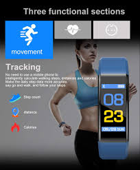GBHN New <b>smart heart rate sleep</b> monitoring bracelet: Amazon.co ...