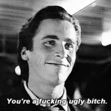 American Psycho, Christian Bale, quote | American Psycho | Pinterest