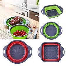 Retractable Foldable Fruit Washing Basket ... - Amazon.com