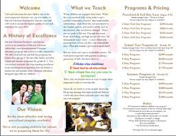 harvest christian fellowship west carrollton oh > preschool brochure preschool brochure page2 jpg