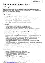 sales assistant cover letter sample   manager cover letter sample    marketing job description sample