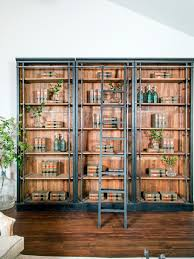 Living Room With Bookcase Make Your Bookshelves Shelfie Worthy With Inspiration From Fixer