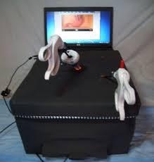 development of a sustainable simulator and simulation laparoscopic box trainer