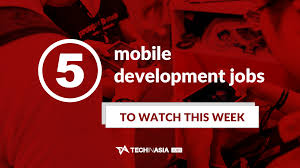 mobile development jobs in asia this week ready for your weekly dose of mobile development jobs this list will feature exciting career opportunities that have recently opened up from companies on