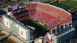 Image result for super bowl 50 stadium