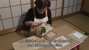 THE MAKING(<b>English</b> Version)(271)The Making of <b>Gold Leaf</b> ...