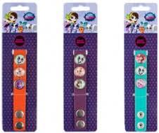 <b>Браслет Daisy Design</b> Любимые питомцы с кнопками - купить в ...