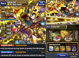 Image result for brave frontier