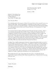 Cover Letter For Job Applications  cover letter job application