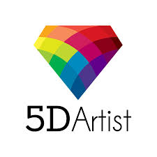 5DArtist: <b>5D Diamond Painting</b> Depot