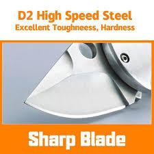 <b>Mini</b> Pocket Folding Knife <b>D2 Steel</b> Sharp- Buy Online in Bahamas ...