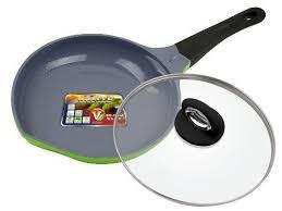 Купить <b>сковороду Vitesse</b> Peach VS-2529 <b>24 см</b>, зеленая по цене ...