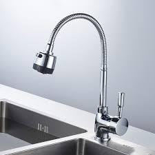 China <b>FLG</b> Chrome <b>Kitchen Sink</b> Faucet <b>360</b> Swivel Sprayer Deck ...