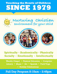 scs elementary school middle school flyer southlands christian 1 front 1 back