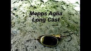 <b>Вращающаяся блесна Mepps Aglia</b> Long Cast/Меппс Аглия Лонг ...