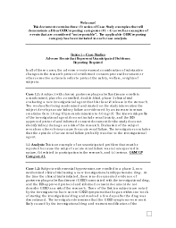 Sample Business Case Studies by ubb       One Health  Interdisciplinary Approaches to People  Animals and the