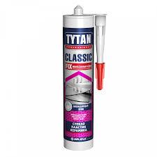 <b>Клей монтажный Tytan</b> Professional Classic Fix, 310 мл - купите по ...