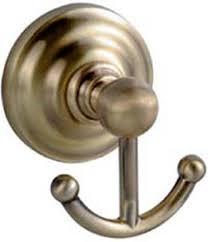<b>Крючок</b> для ванной <b>Fixsen</b> Retro, двойной, цвет: бронза. FX-83805
