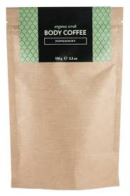Huilargan <b>Аргановый скраб кофейный</b> Мята — купить по ...