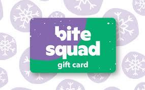 Bite Squad Gift Cards