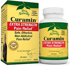 Terry Naturally Curamin Extra Strength (2 Pack) - 120 ... - Amazon.com