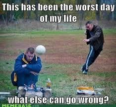 It could always get worse! Meme   Slapcaption.com   We Heart It ... via Relatably.com