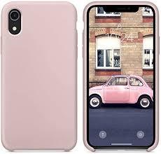 SURPHY iPhone XR <b>Silicone Case</b>,<b>Liquid</b> Silicone Gel Rubber Anti ...