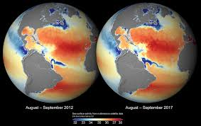 ESA - <b>New</b> maps of salinity reveal the impact of climate variability on ...