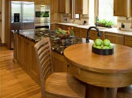 Kitchen Island Bar Table Kitchen Island Breakfast Bar Pictures Ideas From Hgtv Hgtv
