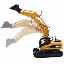 <b>huina</b> toys <b>1550</b> 15channel 2.4g 1/12rc metal excavator charging <b>rc</b> ...
