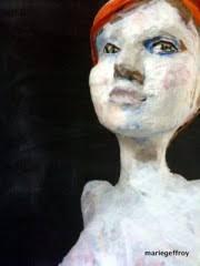 <b>Marie GEFFROY</b>, sculptures. IMG_4791.jpg Des études en communication et aux <b>...</b> - 813537126