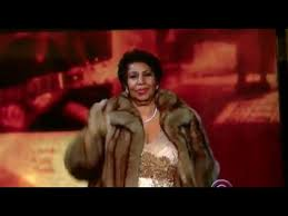 Aretha Franklin, Natural Woman Tribute to Carole King, Kennedy ...