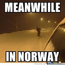 Narrow Escape In Norway Memes. Best Collection of Funny Narrow ... via Relatably.com