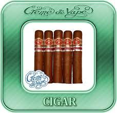 <b>Cigar</b> Creme <b>de</b> Vape HS <b>Essence</b> - 50ml