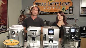 What is a <b>Super Automatic Espresso Machine</b>? - YouTube