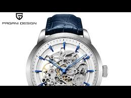 Review - <b>Pagani Design PD</b>-<b>1638</b> - YouTube