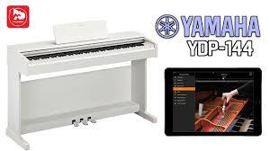 <b>YAMAHA</b> YDP-144 Популярное корпусное <b>цифровое пианино</b> ...