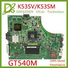 <b>KEFU</b> K53SV motherboard for <b>ASUS</b> K53SM K53S <b>A53S</b> X53S ...