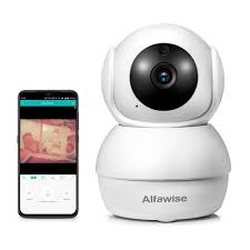 <b>Alfawise N816 Smart Home</b> Security 1080P WiFi IP Camera