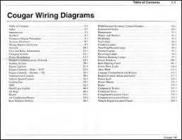 mercury cougar radio wiring diagram  99 cougar stereo wiring diagram 99 auto wiring diagram schematic on 2001 mercury cougar radio wiring