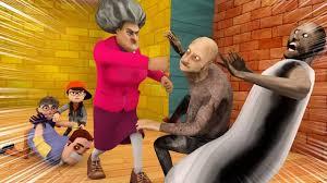 KiKi-<b>RiKi</b> Videos Infantiles para niños - Scary Teacher <b>3D</b> Nick Tani ...